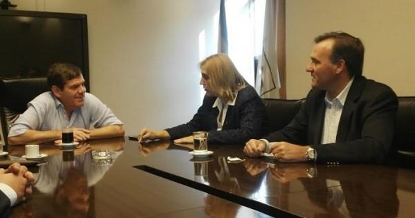 Baragiola se reunió con el ministro de Seguridad de Macri