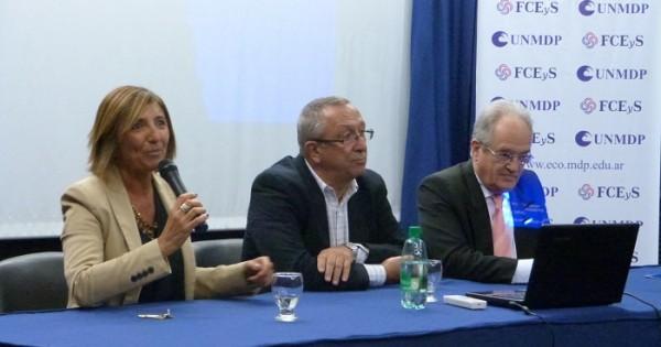 """La Unmdp declaró """"profesor honorario"""" a Ricardo Pahlen"""