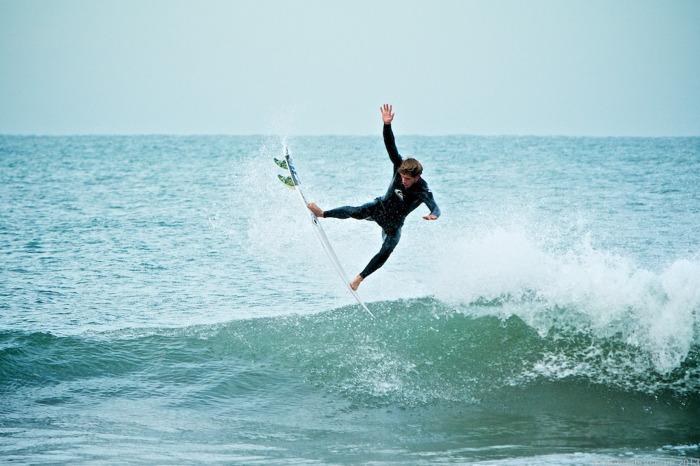 El gran año del surf con presencia marplatense