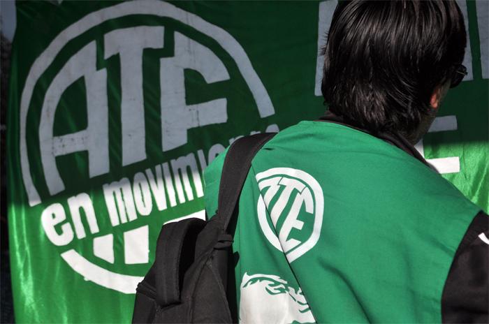 """ATE denuncia la """"desarticulación"""" de organismos de asistencia"""
