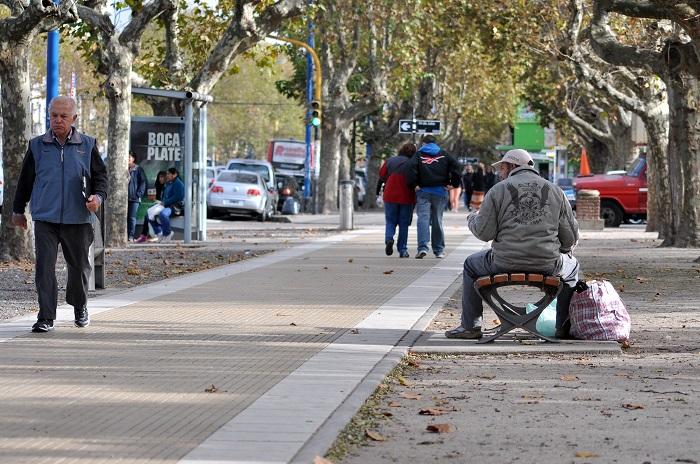 """Navidad en la calle: """"Hay gente pensando en los que menos tienen"""""""