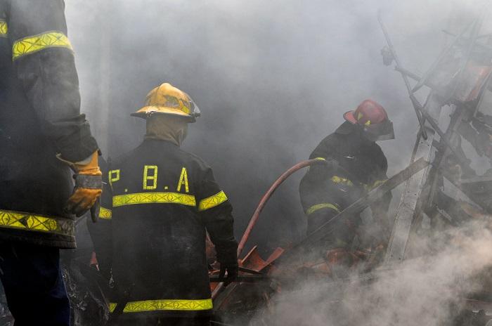 Incendiaron la casa de un joven acusado de abusar de un menor