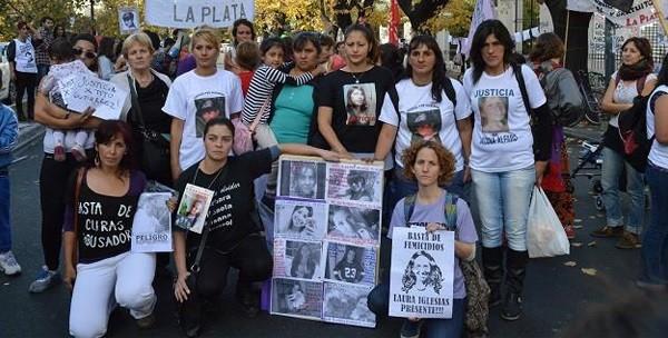 """Crimen de Laura Iglesias: """"Fue un femicidio"""""""