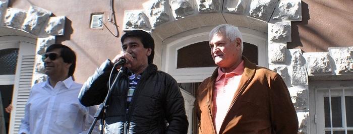 """La CGT volvió a reclamar la """"reactivación"""" del Puerto"""