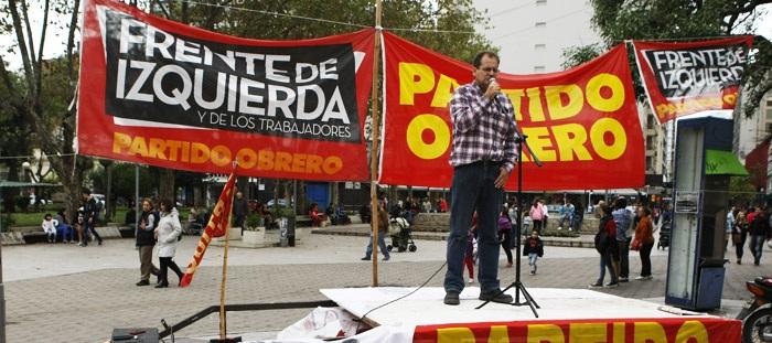 """La izquierda busca """"dar batalla"""" contra la precarización"""