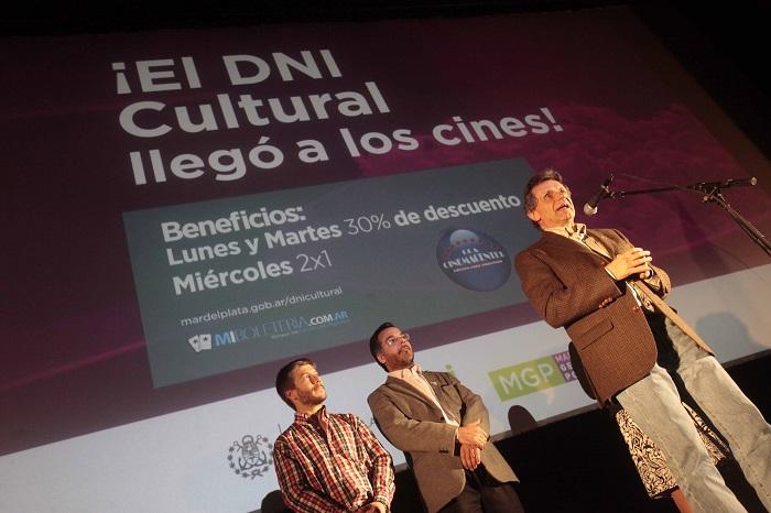 Con el DNI Cultural habrá descuentos en algunos cines