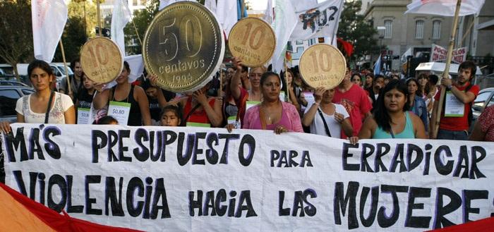 """Violencia de género: """"Tenemos un hogar que no puede contener"""""""