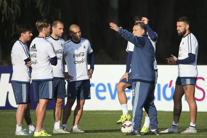 Argentina buscará las semifinales