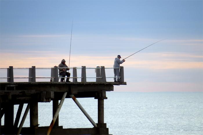 Pesca en cuarentena: cómo es el protocolo a cumplir en Mar del Plata