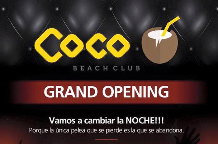 """Ahora denuncian que """"Cocodrilo"""" va a ser habilitado como """"Coco Beach"""""""