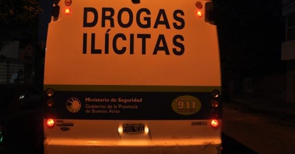 Detuvieron a un vendedor de droga del barrio Libertad