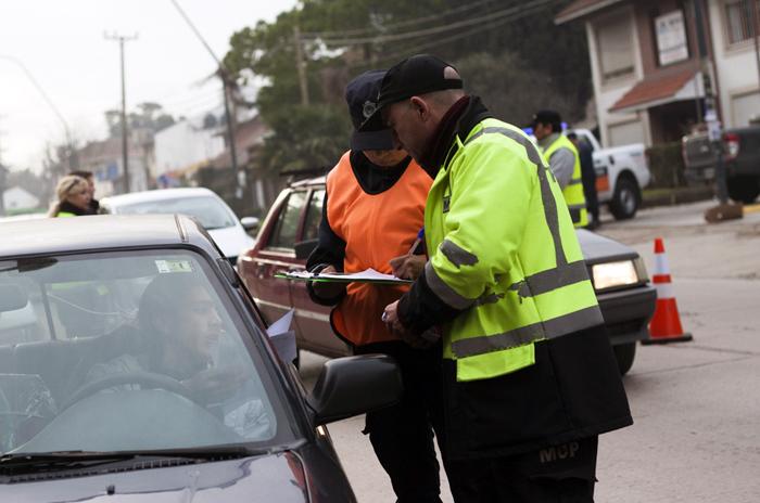 De 140 vehículos secuestrados, 70 fueron por alcoholemia