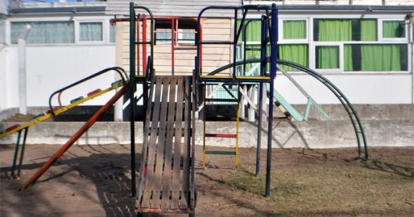 Un jardín de infantes está sin luz desde enero