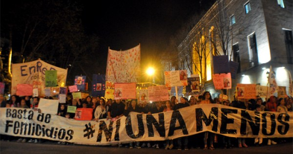 Mar del Plata salió a la calle para que no haya #NiUnaMenos