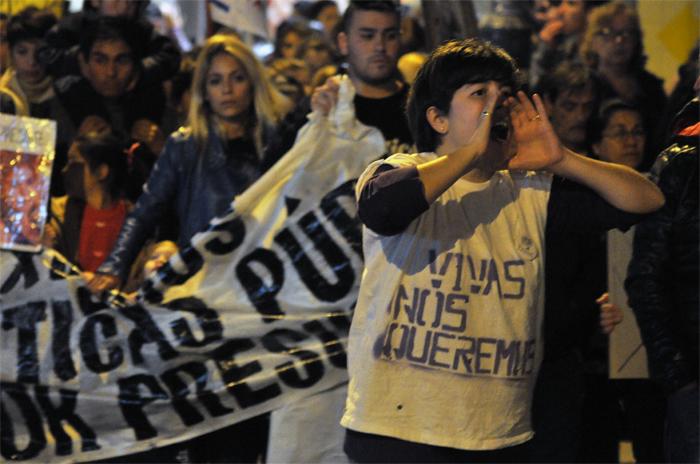 Junio: Mar del Plata gritó #NiUnaMenos