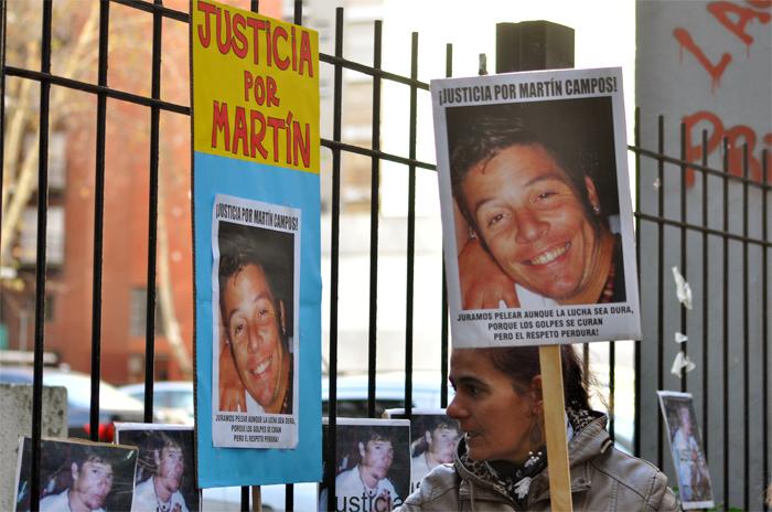 Caso Martín Campos: trece años de prisión para los acusados