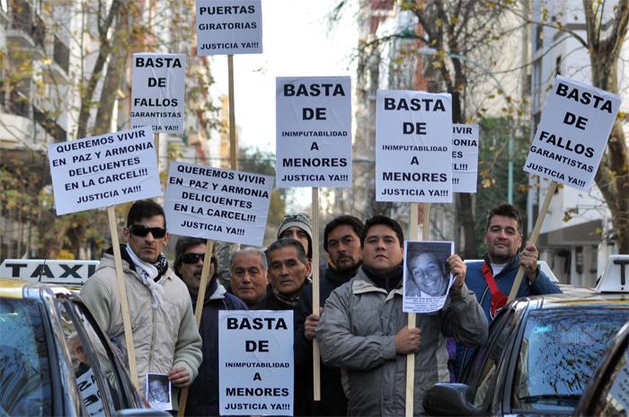 PROTESTA TAXISTAS PODER JUDICIAL 02