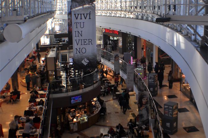 shoppings Mar del Plata