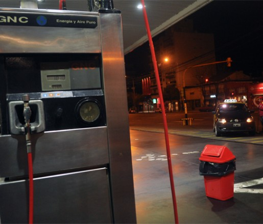 Faltante de gas: reducen el corte de venta de GNC y será de 21 a 23