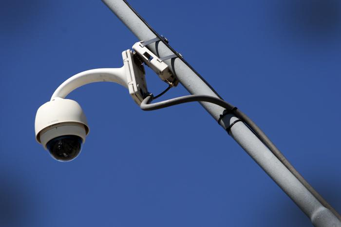 Cámaras de seguridad: en un mes esperan instalar las 200 faltantes