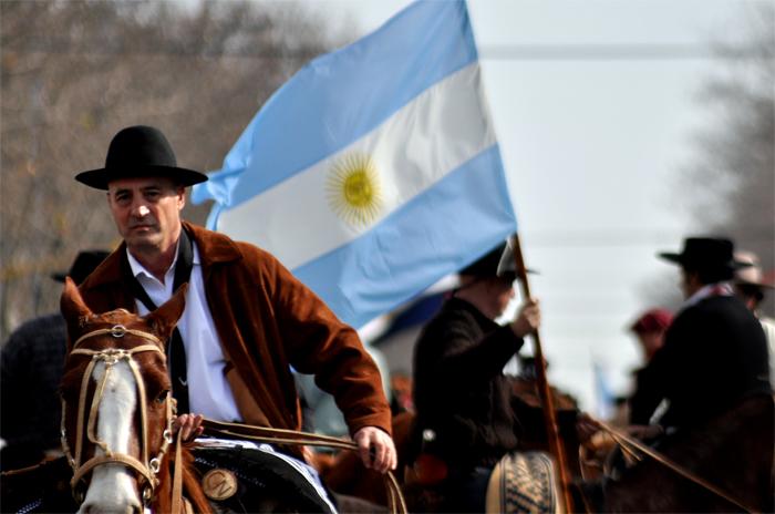 Día de la Independencia: la tradición argentina en la calle
