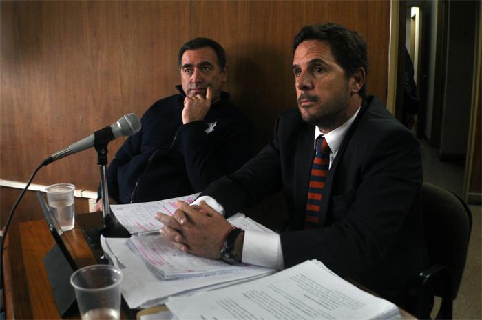 Julio: Lalo Ramos a juicio oral