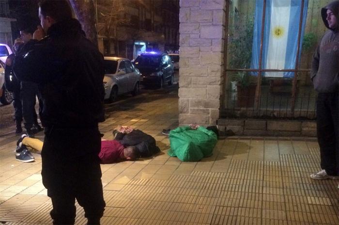 Se negó a declarar el joven que atropelló y mató a un policía