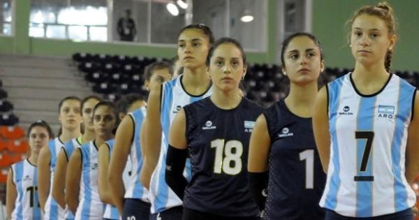 Vóley: dos marplatenses entrenan con Argentina para el mundial