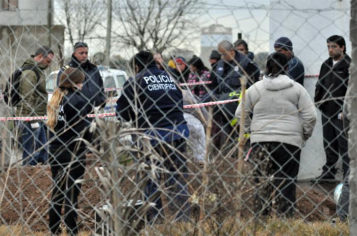 Realizaron la autopsia al cadáver encontrado en el barrio 2 de Abril