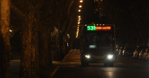 Mar del Plata, sin colectivos de noche todo el fin de semana largo