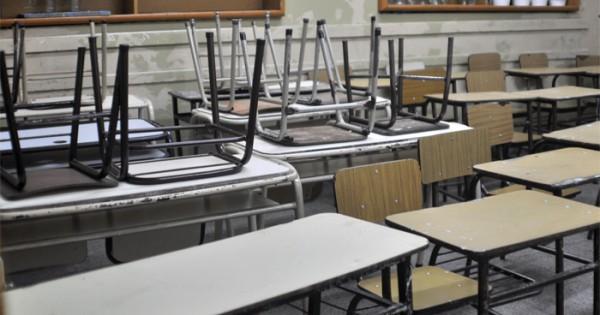 """Obras en escuelas: """"No se ha avanzado en gran forma"""""""