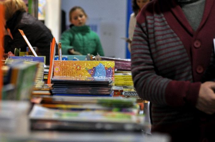 Cuentos y poesías, este jueves en la Feria del Libro Infantil