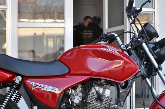Casi un 30% de los robos de motos se produjo a mano armada
