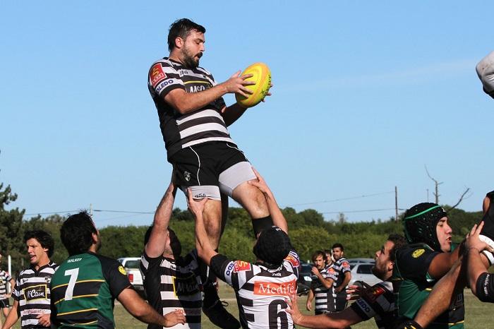 Rugby: Sporting sigue arriba en la Copa Imágenes Colón