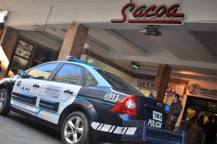 Sacoa: embargaron máquinas y cuentas bancarias