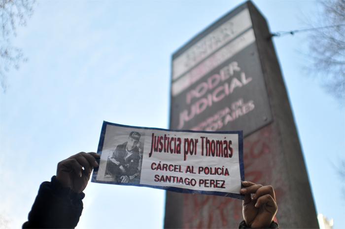Elevaron a juicio la causa por el homicidio de Thomás Pérez