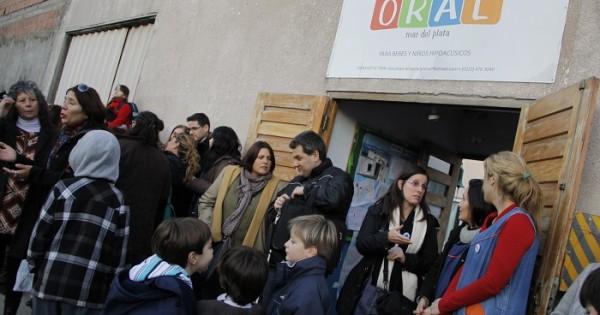 Escuela Oral: las obras sociales no pagan y la Provincia no ayuda