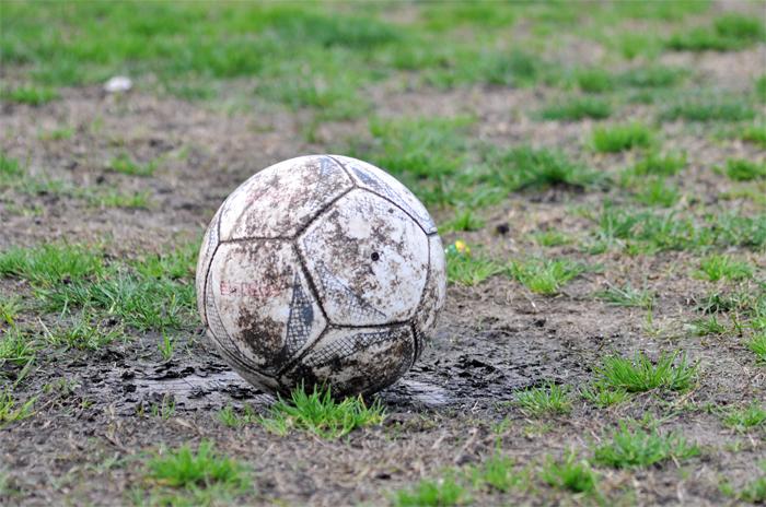 Fútbol local: fecha suspendida por mal tiempo