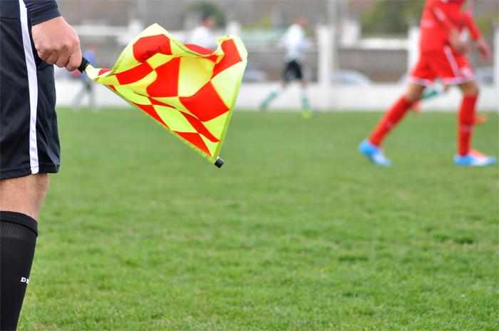 Después de la lluvia, se juega la séptima del Fútbol local