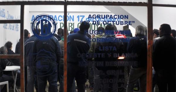 Elecciones en Camioneros: piden que intervenga el Ministerio
