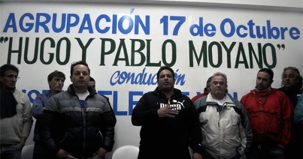 """Camioneros: denuncian """"amenazas"""" contra la lista opositora"""
