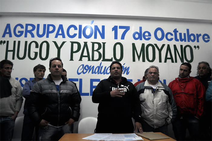 Camioneros opositores buscarán impugnar las elecciones internas