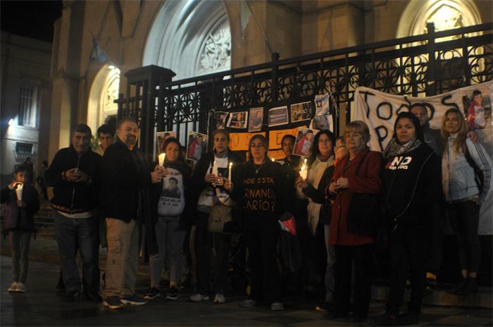Personas desaparecidas: el reclamo por los que no están