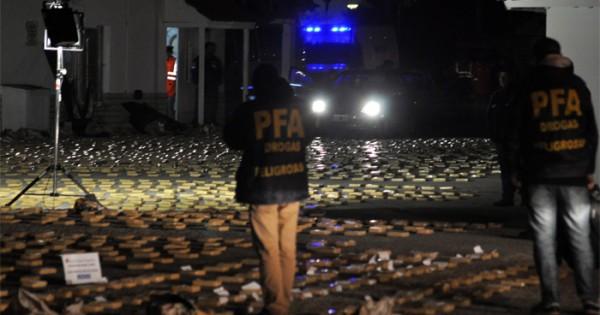 Marea Verde: nuevos detenidos y más marihuana secuestrada