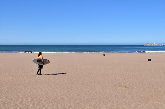 Desde el Concejo buscan acompañar el pedido para exceptuar a surfistas profesionales