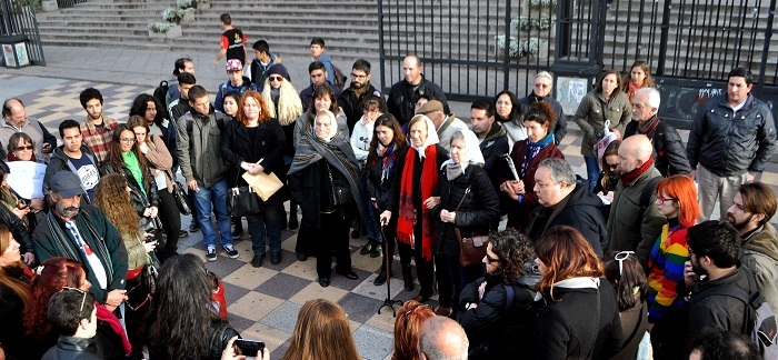 """Las Madres contra Arroyo: """"Que la gente recapacite"""""""