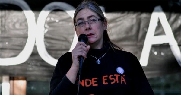 Laura Lario negó las amenazas y cuestionó a la fiscal Sánchez