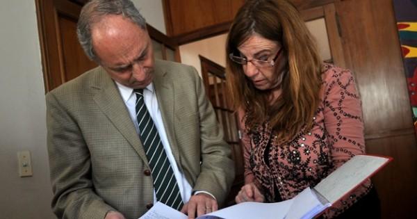 La Comisión por la Memoria entregó archivos a la Justicia