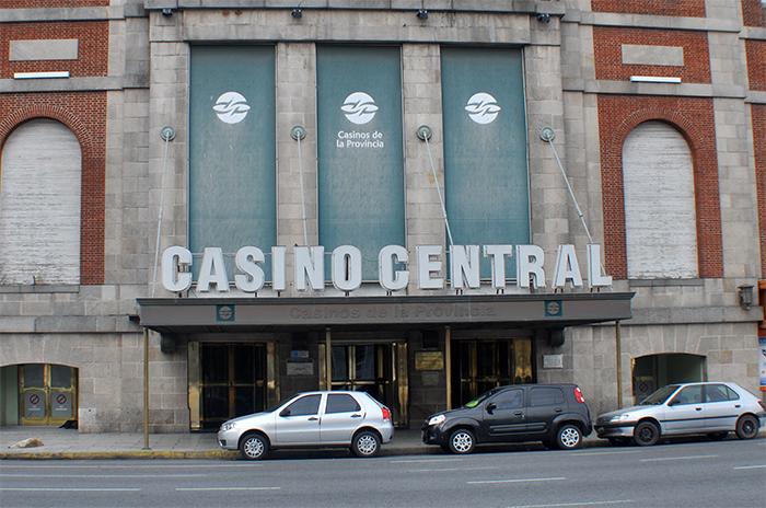Reclaman la puesta en valor del Casino Central