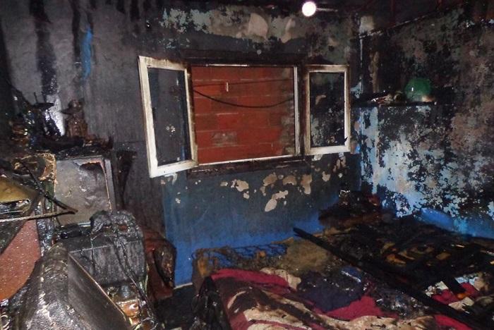 Se les incendió la casa y piden ayuda